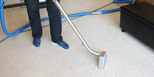 4 Bedroom Carpet Cleaning