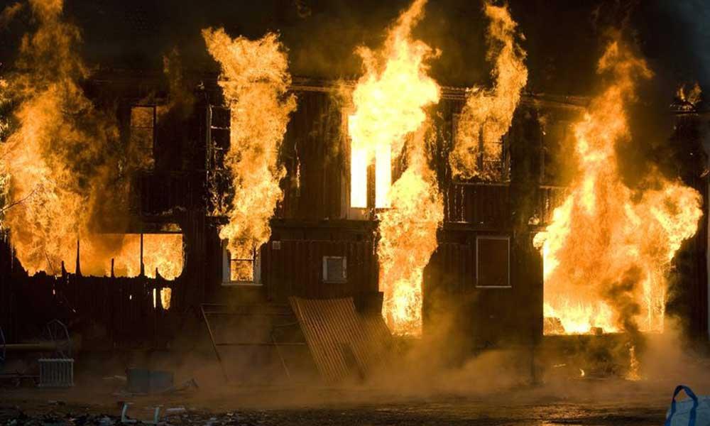 Preventable House Fire